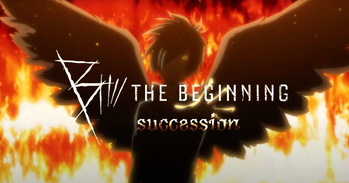 B The Beginning Season 2 Succession Netflix Anime