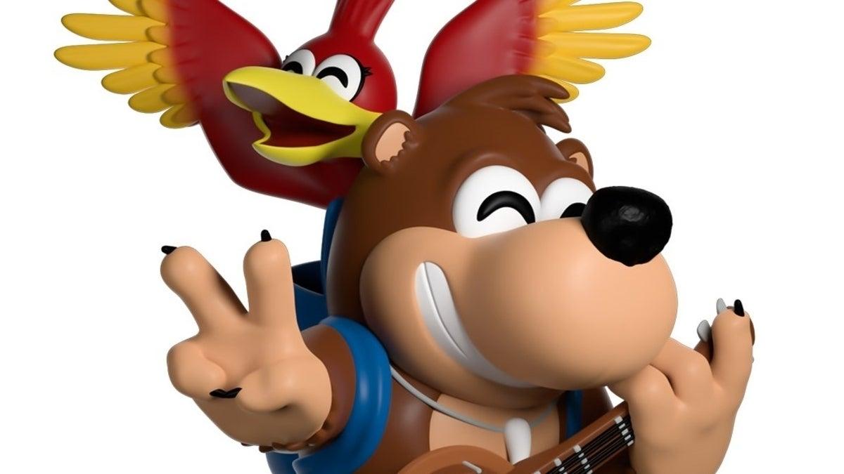 Banjo Kazooie Youtooz