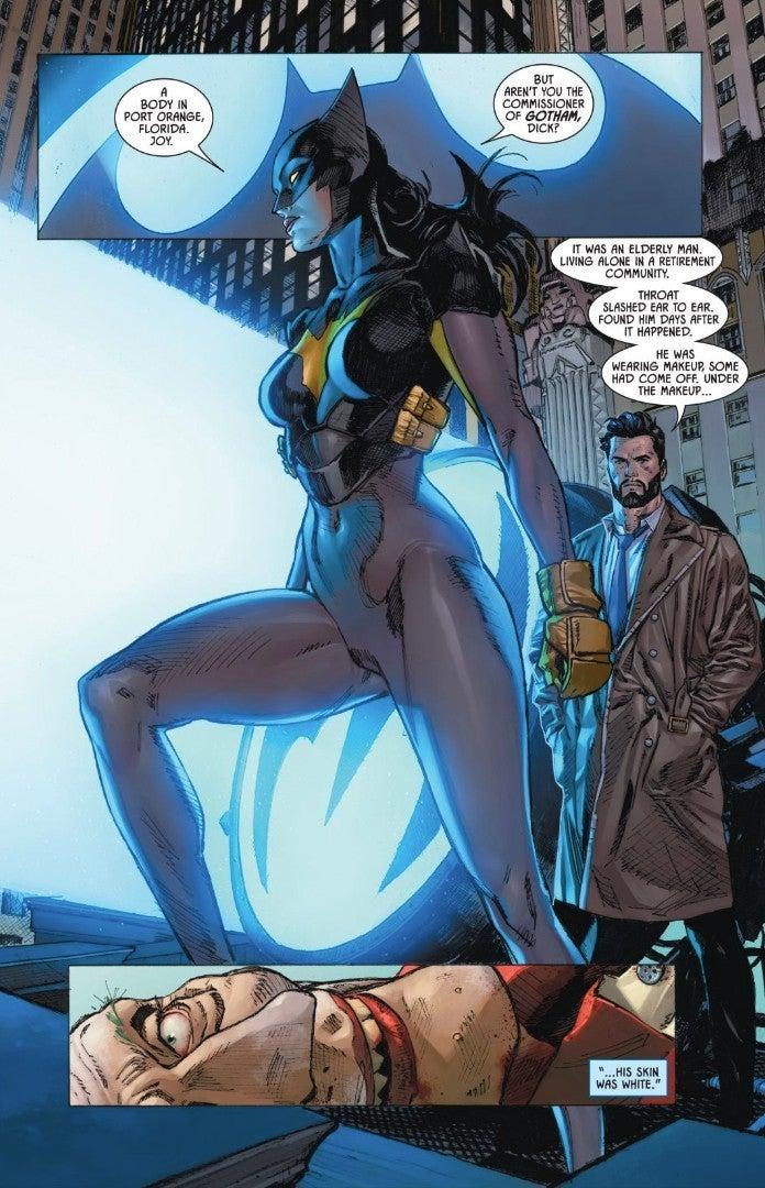 Batman Catwoman 3 Spoilers Helena Wayne Batwoman