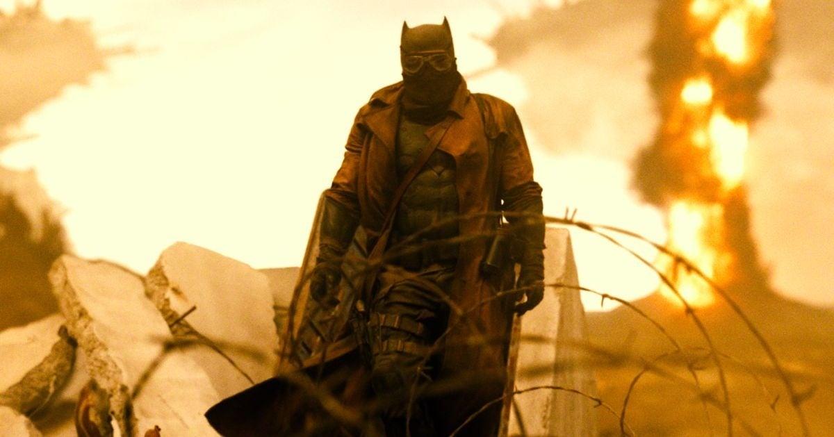 batman knightmare justice league zack snyder