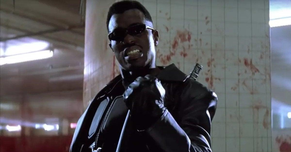 Blade Wesley Snipes Blade-killer