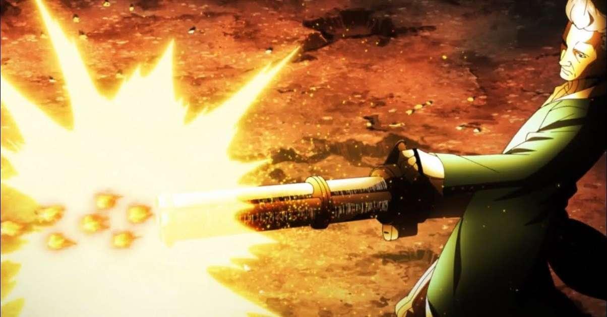 Boruto Ao Weapon