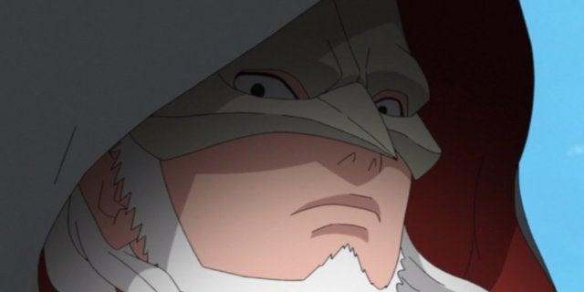 Boruto Kashin Koji Anime Cliffhanger