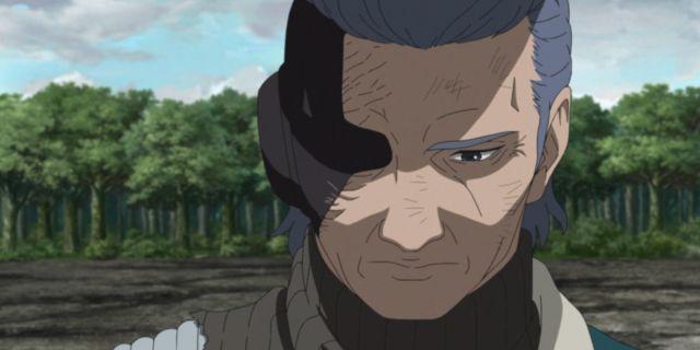 Boruto Naruto Ao Arc Anime