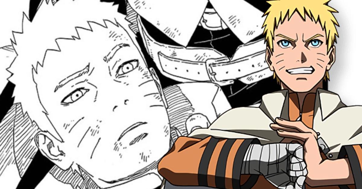 Boruto Naruto Kurama Death Goodbye Final Words Spoilers Manga