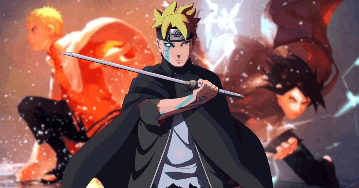 Boruto Nerf Naurto Sasuke Power Levels Manga 55 SPoilers