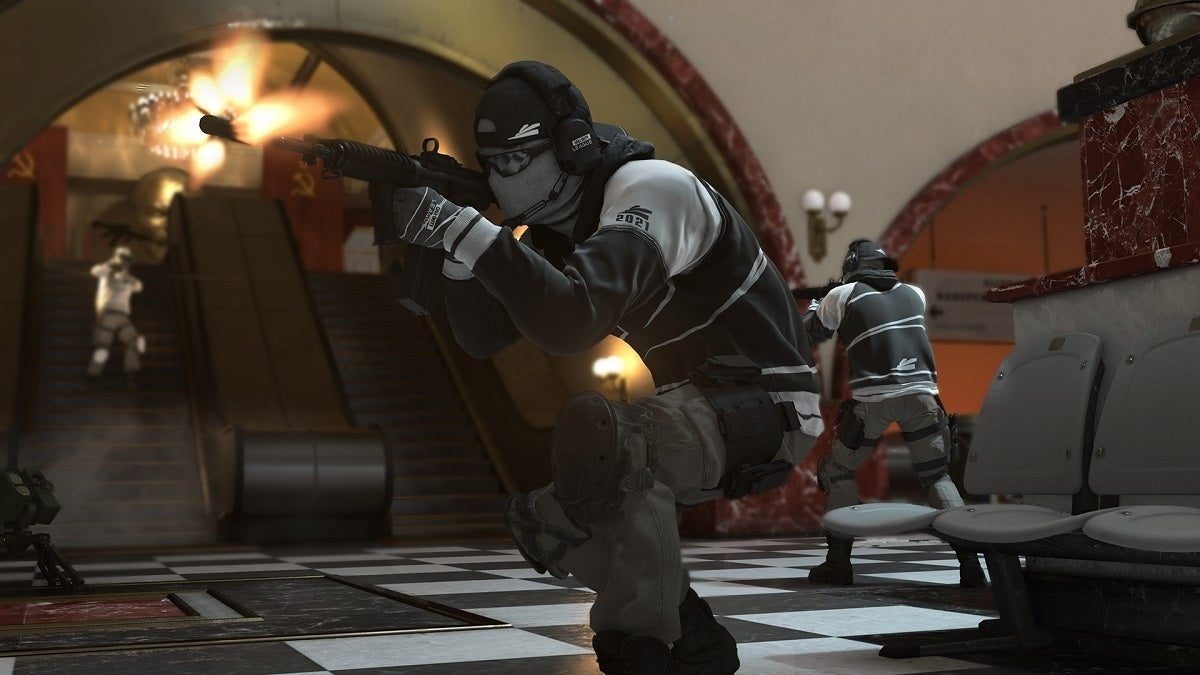 Call of Duty Black Ops Cold War League Play