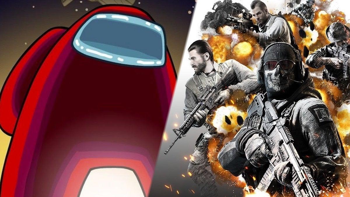 Call of Duty Mobile Among us