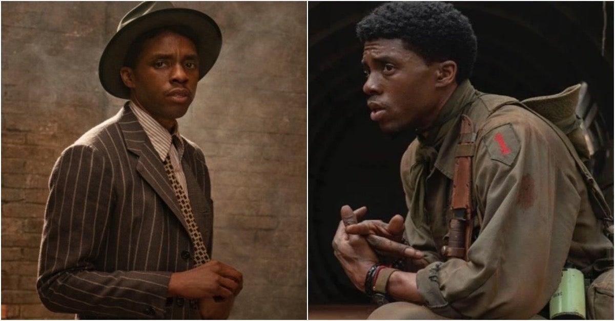 Chadwick Boseman Ma Rainey's Black Bottom Da 5 Bloods