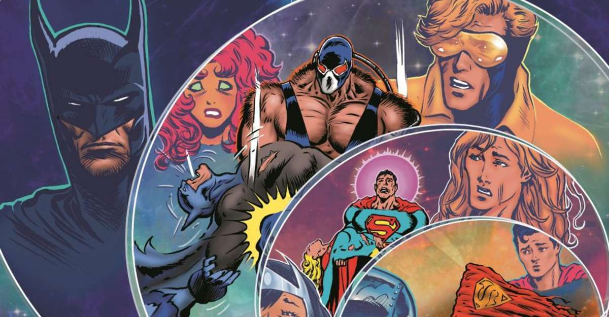Comic Reviews - DC Generations Forged #1