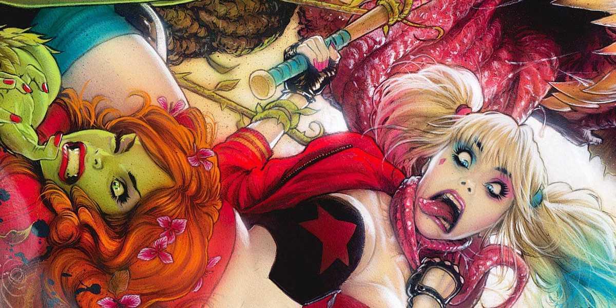 Comic Reviews - DC Love is a Battlefield #1