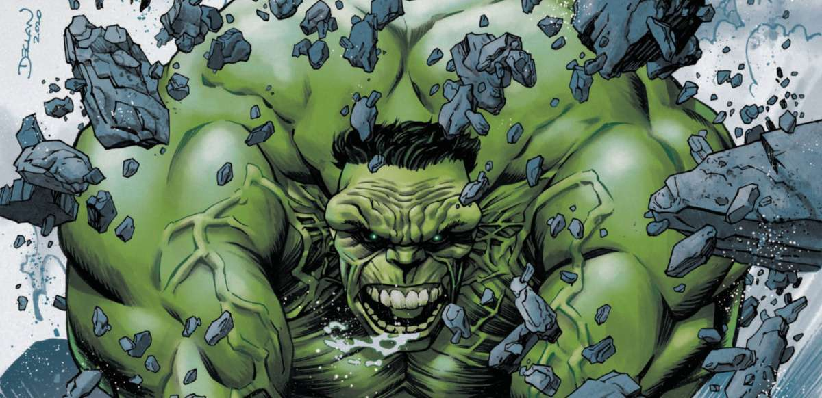 Comic Reviews - Immortal Hulk Flatline #1