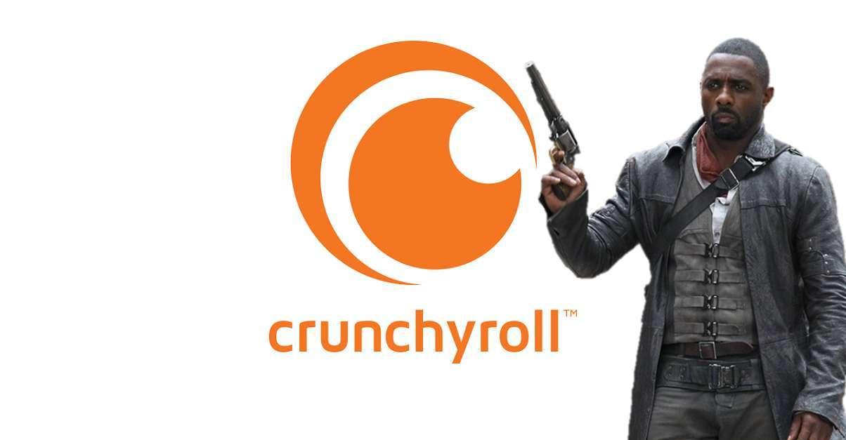 Crunchyroll Idris Elba