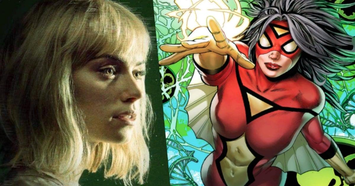 Daisy Ridley Spider-Woman comicbookcom