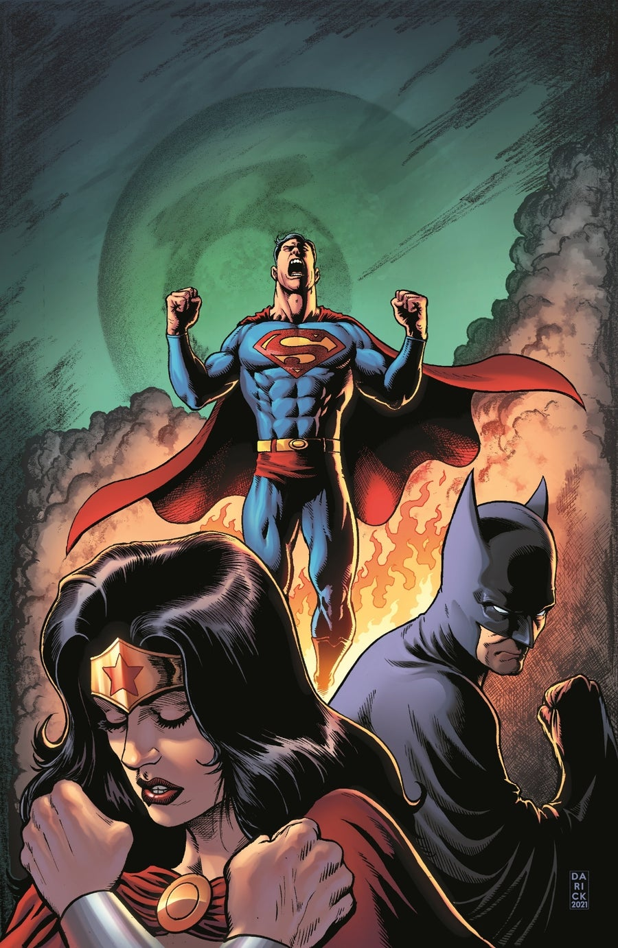 dc comics justice league last ride 1