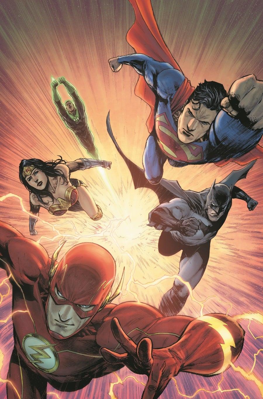 dc comics justice league last ride 1 variant
