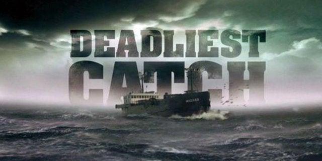 deadliest catch logo discovery channel