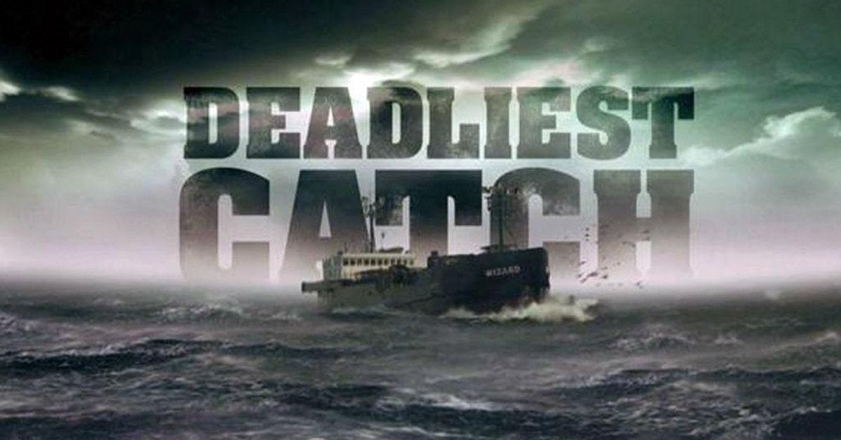 deadliest catch logo discovery channel