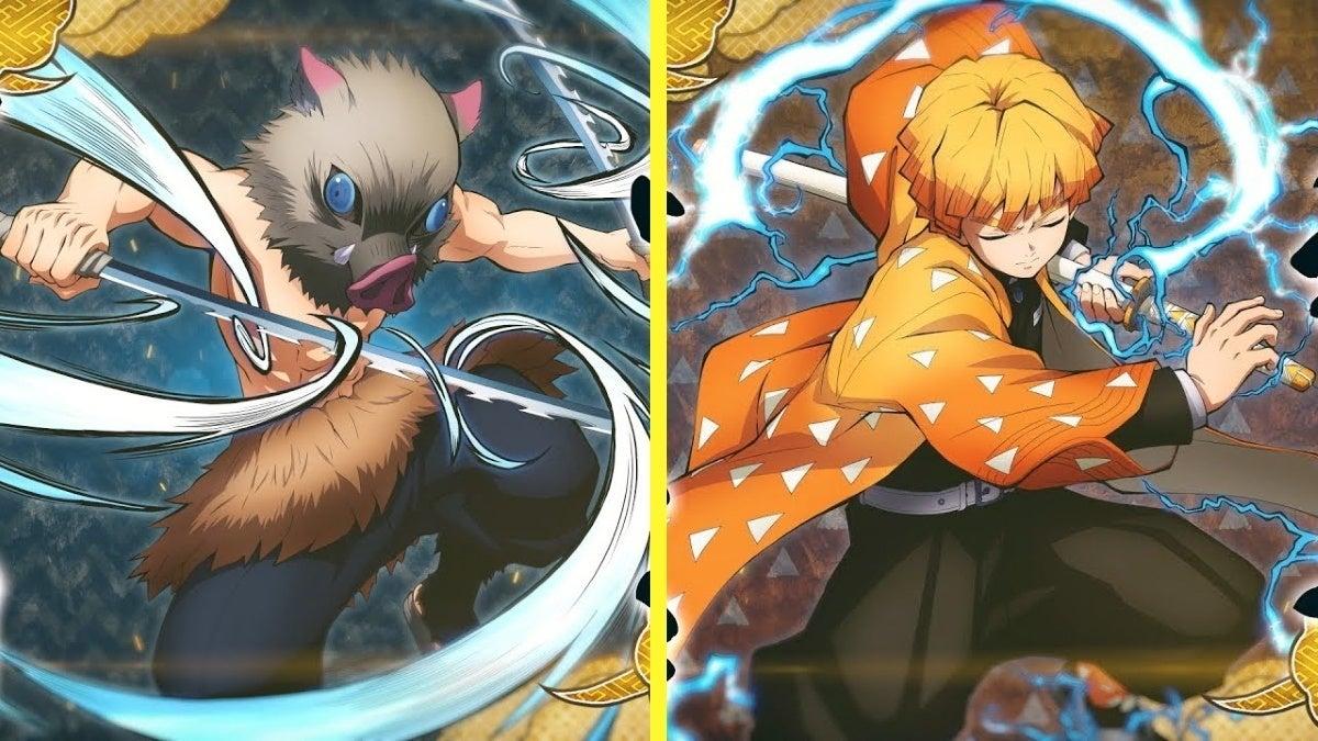 demon slayer game zenitsu inosuke new cropped hed