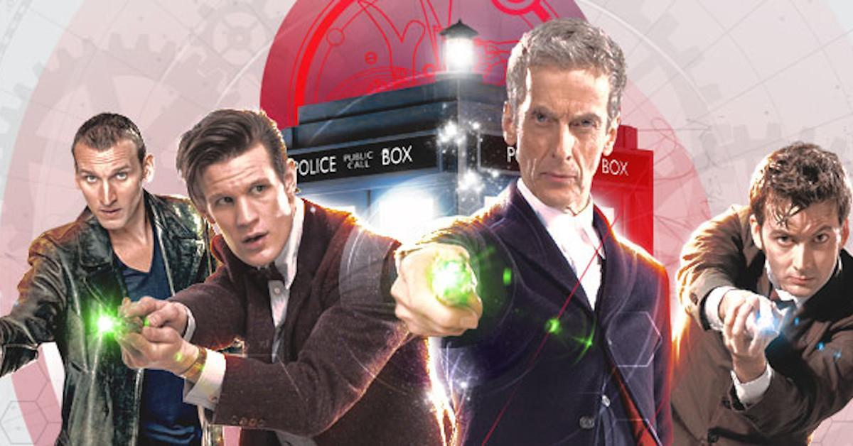 Doctor Who New Sonic Screwdriver
