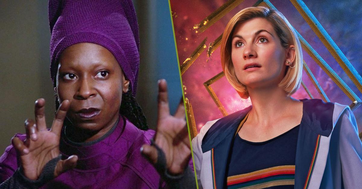 Doctor Who Whoopi Goldberg