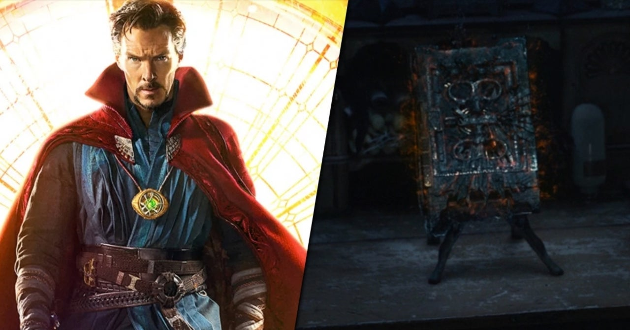 WandaVision's Mysterious Book Connects to Doctor Strange Plot in New Fan Theory - ComicBook.com