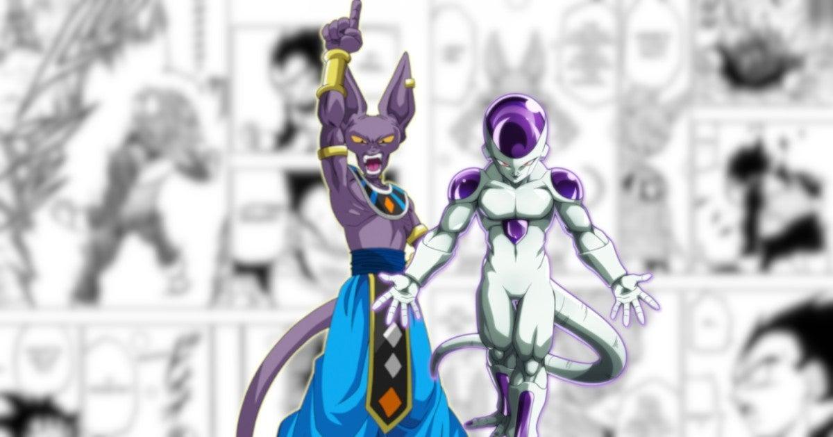 Dragon Ball Super Chapter 69 Spoilers Beerus Freeza Saiyan Race Vegeta Destruction
