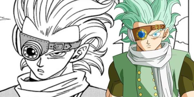 Dragon Ball Super Granolah Grudge How Far He'll Go Spoilers Manga