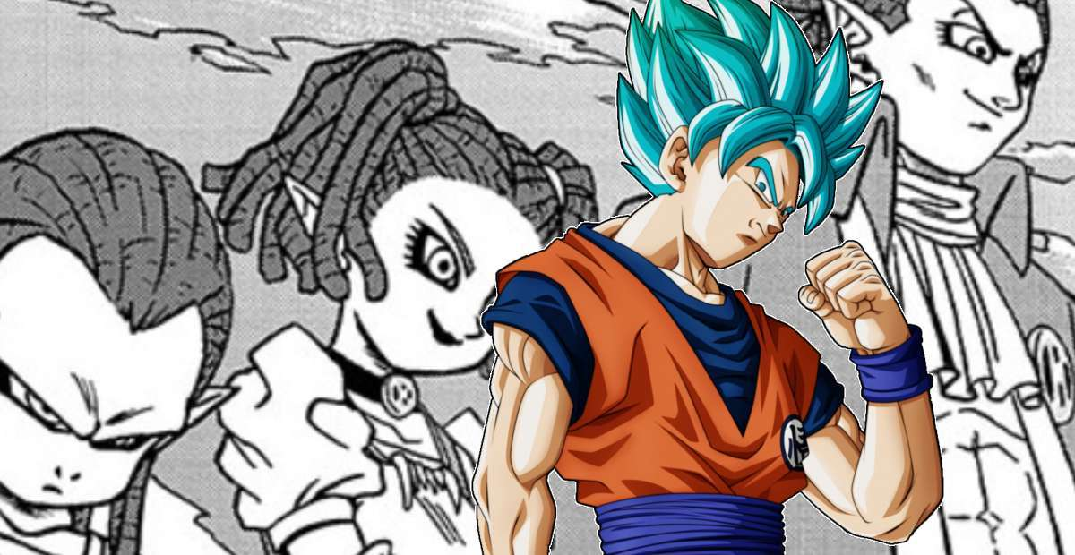 Dragon Ball Super Heeters