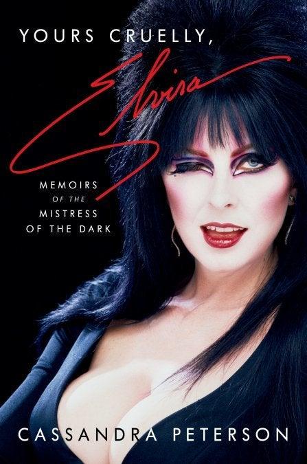 elvira book memoir yours cruelly autobirography