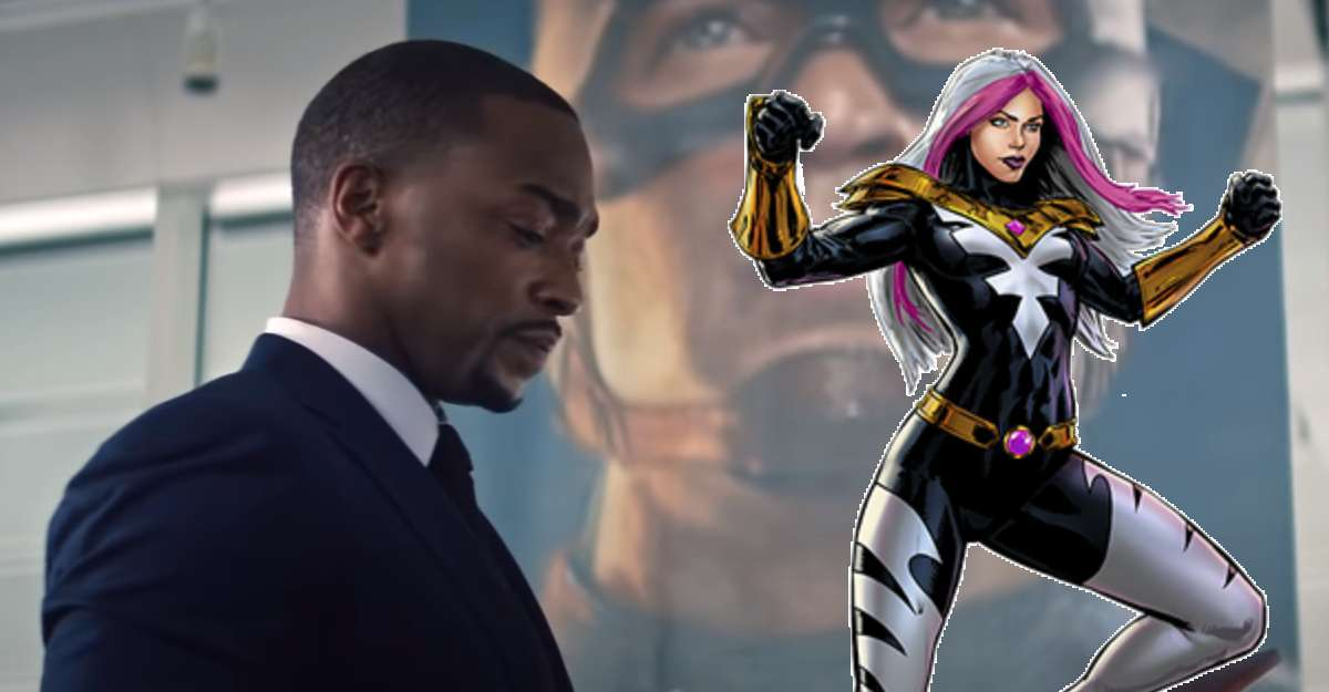 Falcon And Winter Soldier Songbird