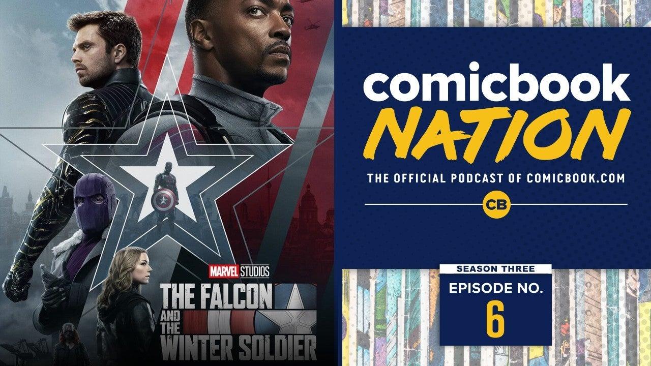 Falcon Winter Soldier Trailer WandaVision Quicksilver Spoilers Zack Snyder Justice League Joker Photo Batman Scene
