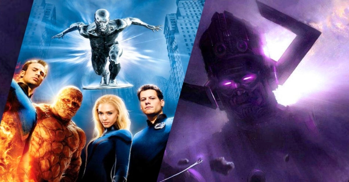 Fantastic Four Galactus Marvel Studios MCU