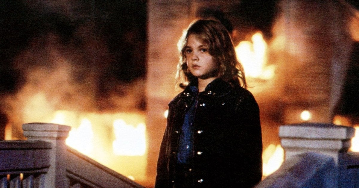 firestarter movie 1984 drew barrymore