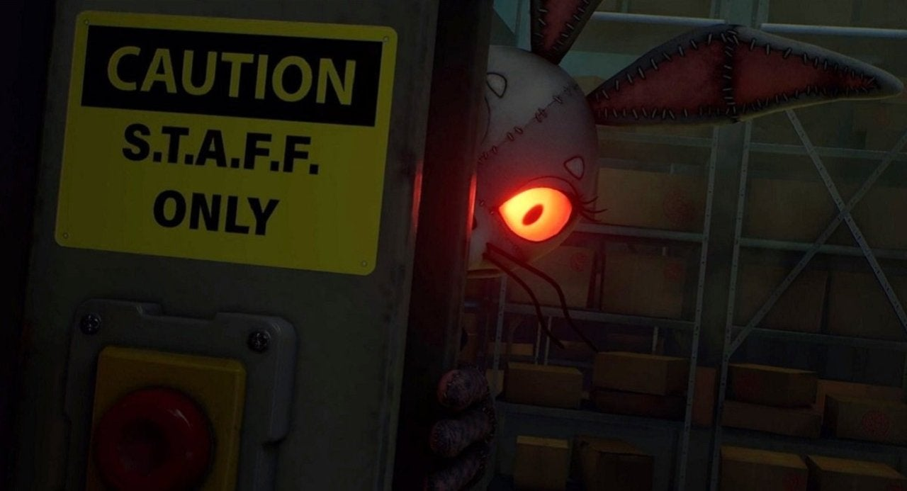 PlayStation State of Play Releases New Footage From Five Nights At Freddy's Security Breach