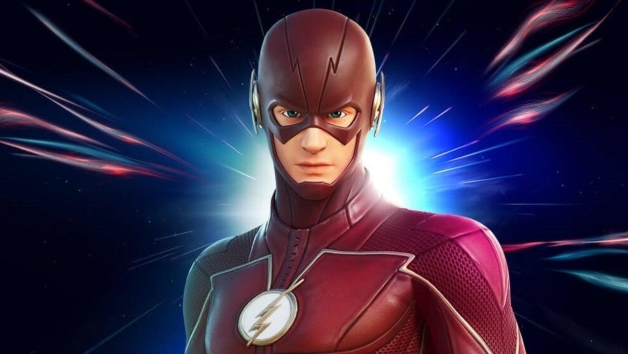 Fortnite Releases The Flash Skin Set - ComicBook.com