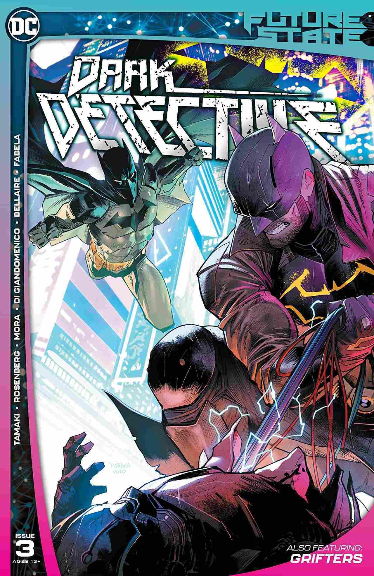 Future State Dark Detective #3
