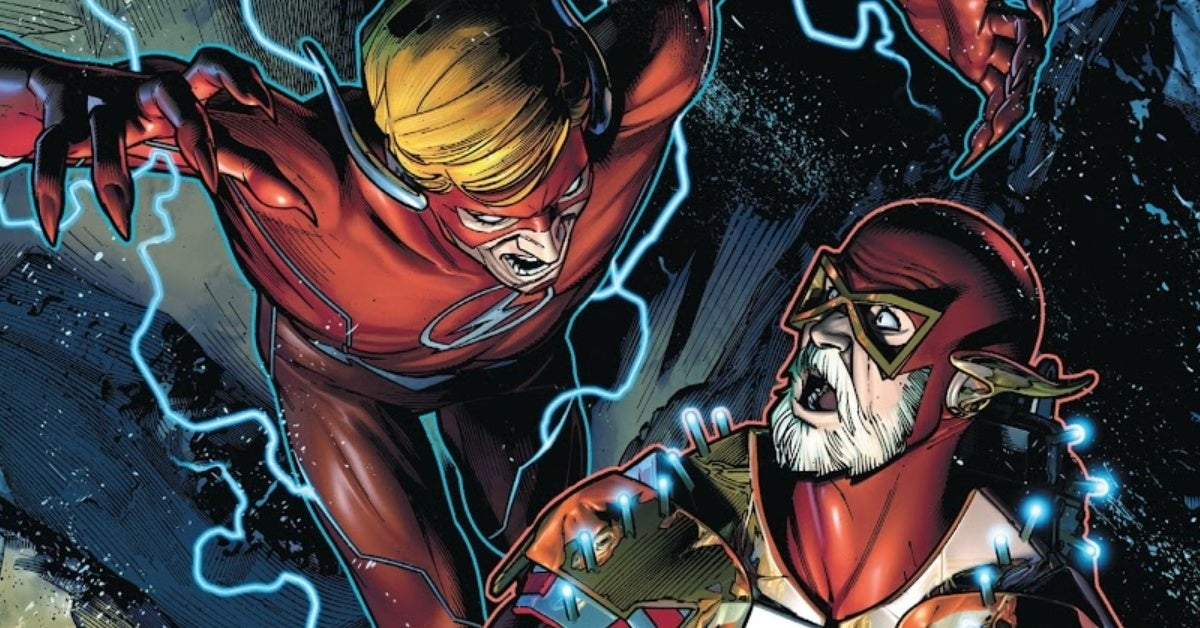 future state the flash 2 header