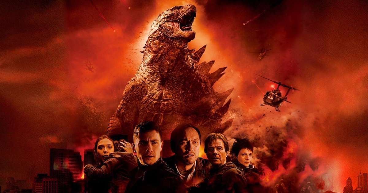 Godzilla 4K