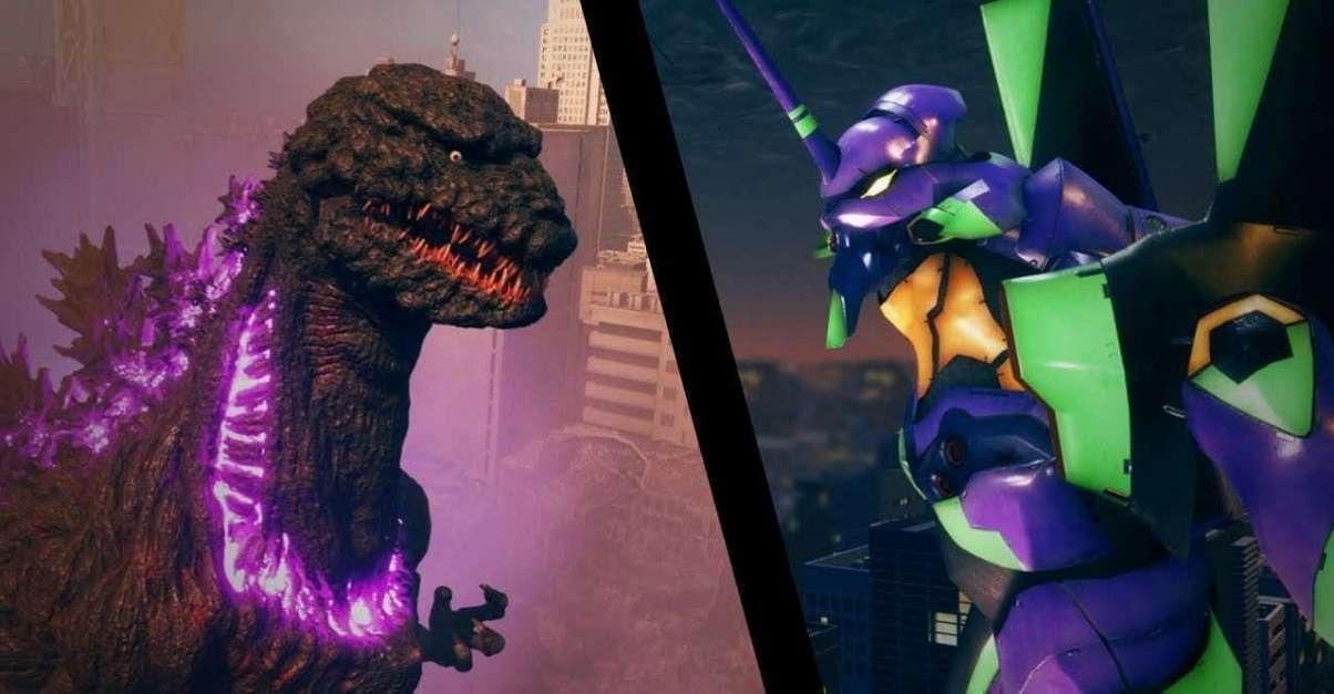 Godzilla Evangelion Figure