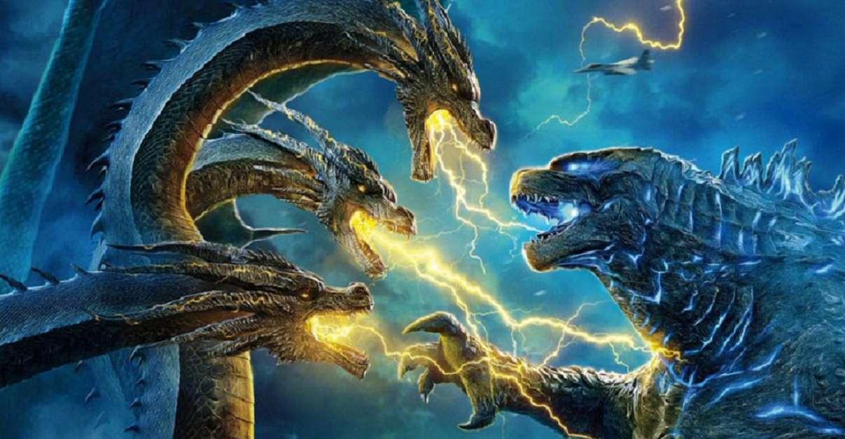 Godzilla King Of The Monster Viral
