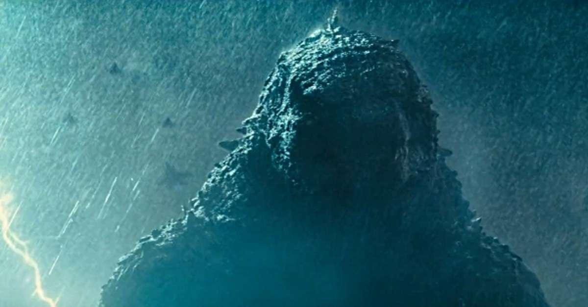 Godzilla Vs Kong Figure