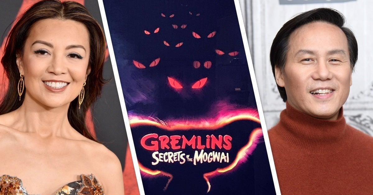 gremlins secrets of the mogwai ming na wen bd wong
