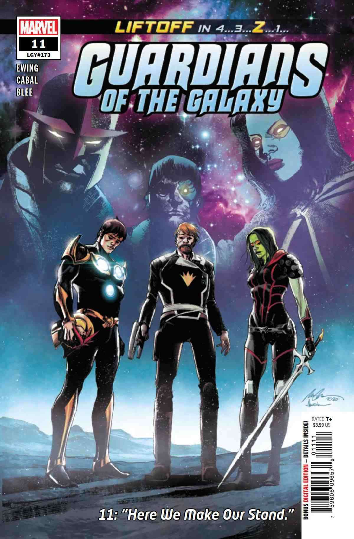 Guardians of the Galaxy 11 Preview 001