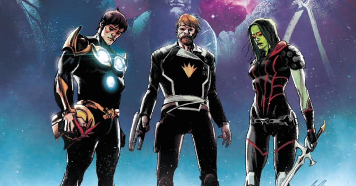 Guardians of the Galaxy Marvel Preview