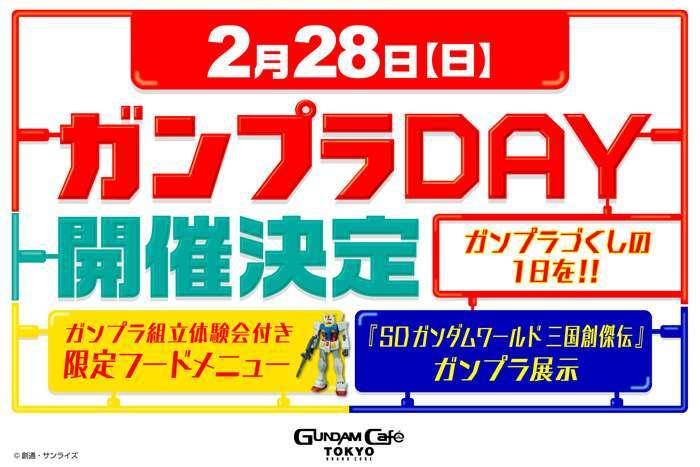 Gundam Gunpla Day