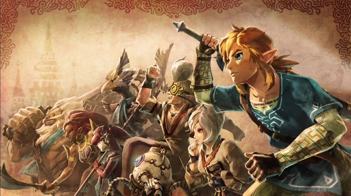 Hyrule Warriors Age of Calamity Expansion Pass
