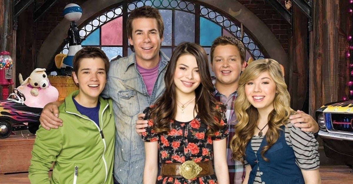 iCarly Netflix Now Streaming Season 1-2