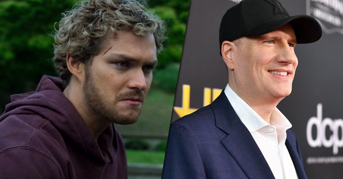 iron fist kevin feige