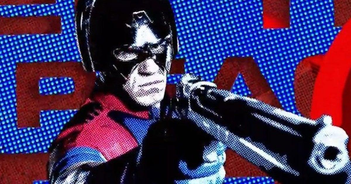 James Gunn Peacemaker Cast Set Photos John Cena